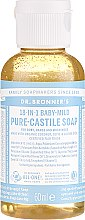 Mydło w płynie dla dzieci - Dr. Bronner's 18-in-1 Pure Castile Soap Baby-Mild — фото N1