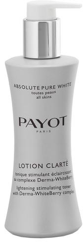 Rozświetlający tonik z kompleksem Derma-WhiteBerry - Payot Lotion Clarté — фото N1
