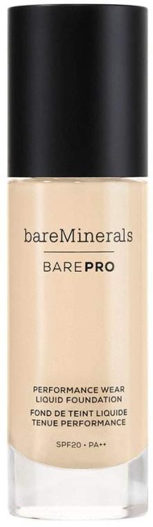 Podkład do twarzy w płynie - Bare Escentuals Bare Minerals BarePro Performance Wear Liquid Foundation SPF 20 — фото N1