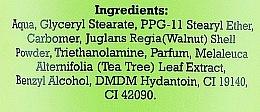 Oczyszczający peeling do twarzy Drzewo herbaciane - Xpel Marketing Ltd Tea Tree Facial Scrub — фото N3