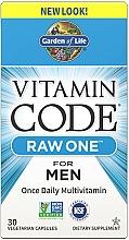 Kup Multiwitaminy dla mężczyzn - Garden of Life Vitamin Code Raw One for Men