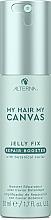 Kup Żelowy booster do włosów zniszczonych - Alterna Canvas Glow Crazy Shine Booster