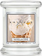Kup Świeca zapachowa w słoiku - Kringle Candle Vanilla Cone