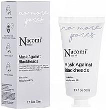 Kup Maska do twarzy przeciw wągrom - Nacomi Next Level Mask Against Blackheads