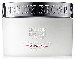 Kup Głęboko odżywcza maska do włosów z czerwonymi algami - Molton Brown Deep Conditioning Mask With Red Dulse Seaweed