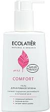 Kup Żel do higieny intymnej z kwasem mlekowym i probiotykami - Ecolatier Comfort