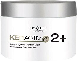 Kup Krem prostujący włosy - PostQuam Keractiv Strong Straightening Cream With Keratin