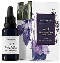 Kup Serum do twarzy nr 3 - Edible Beauty No. 3 Exotic Goddess Ageless Serum