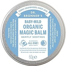 Kup Balsam do ciała - Dr. Bronner's Organic Magic Balm Baby-Mild
