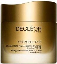 Kup Odmładzający krem pod oczy - Decleor Orexcellence Energy Concentrate Youth Eye Care