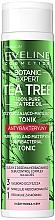 Kup Oczyszczająco-matujący tonik o działaniu antybakteryjnym - Eveline Cosmetics Botanic Expert Tea Tree
