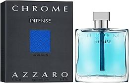 Azzaro Chrome Intense - Woda toaletowa — фото N2
