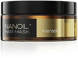 Kup Maska do włosów z keratyną - Nanoil Keratin Hair Mask