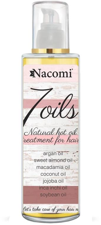Maska do olejowania włosów 7 olei - Nacomi 7 Oils