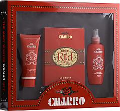 Kup PRZECENA! El Charro Red - Zestaw (edp 100 ml + b/cr 100 ml + deo 100 ml) *