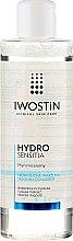 Kup Płyn micelarny do skóry suchej, wrażliwej i skłonnej do alergii - Iwostin Hydro Sensitia