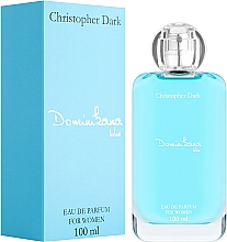 Kup Christopher Dark Dominikana Blue - Woda perfumowana