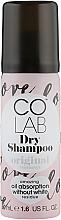 Kup Suchy szampon o zapachu bergamotki i róży - Colab Original Dry Shampoo