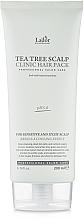 Kup Maseczka do skóry głowy z ekstraktem z drzewa herbacianego - La'dor Tea Tree Scalp Clinic Hair Pack