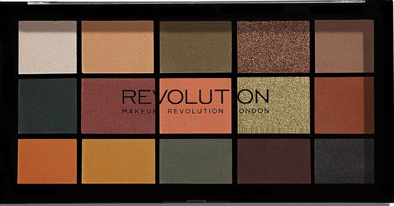 Paleta cieni do powiek - Makeup Revolution Division Reloaded Palette