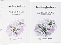 Kup PRZECENA! Liftingująca maseczka w płachcie z bionanocelulozy do twarzy - Calluna Medica Switzerland*