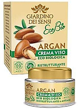 Kup Nawilżający krem do twarzy - Giardino Dei Sensi Eco Bio Argan Anti-Age Face Cream
