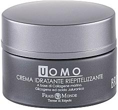 Kup Nawilżająco-regenerujący krem do twarzy dla mężczyzn - Frais Monde Men Brutia Repairing Moisturizing Cream