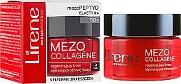 Kup Regenerujący krem do twarzy na noc - Lirene Mezo Collagene