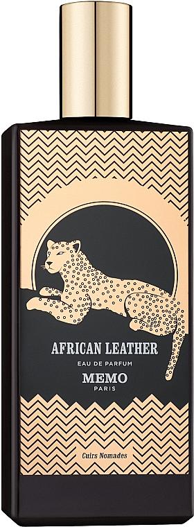 Memo African Leather - Woda perfumowana — фото N1