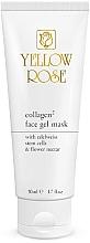 Kup Żelowa maska do twarzy z kolagenem - Yellow Rose Collagen2 Gel Mask