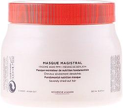 Odżywcza maska do włosów suchych - Kérastase Nutritive Masque Magistral — фото N2