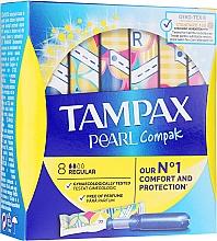 Kup Tampony z aplikatorem, 8szt - Tampax Pearl Compak Regular
