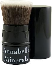 Kup Wysuwany pędzel do pudru, różu i bronzera - Annabelle Minerals Flat Top