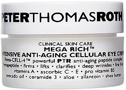 Kup Przeciwstarzeniowy krem pod oczy - Peter Thomas Roth Mega-Rich Intensive Anti-Aging Cellular Eye Cream
