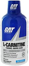 Kup L-karnityna w płynie o smaku malinowym - GAT Sport L-Carnitine Amino Acid Blue Raspberry