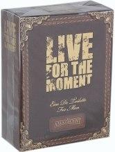 Kup Amazscent Live for the Moment - Woda toaletowa (tester z nakrętką)