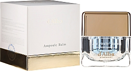 Kup Nawilżający krem do twarzy z ekstraktem z białej trufli - D'Alba Ampoule Balm White Truffle Eco Moisturizing Cream