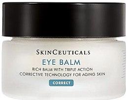 Kup Bogaty balsam przeciwstarzeniowy do skóry wokół oczu - SkinCeuticals Eye Balm