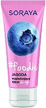 Kup Wygładzający krem do rąk Jagoda - Soraya Foodie
