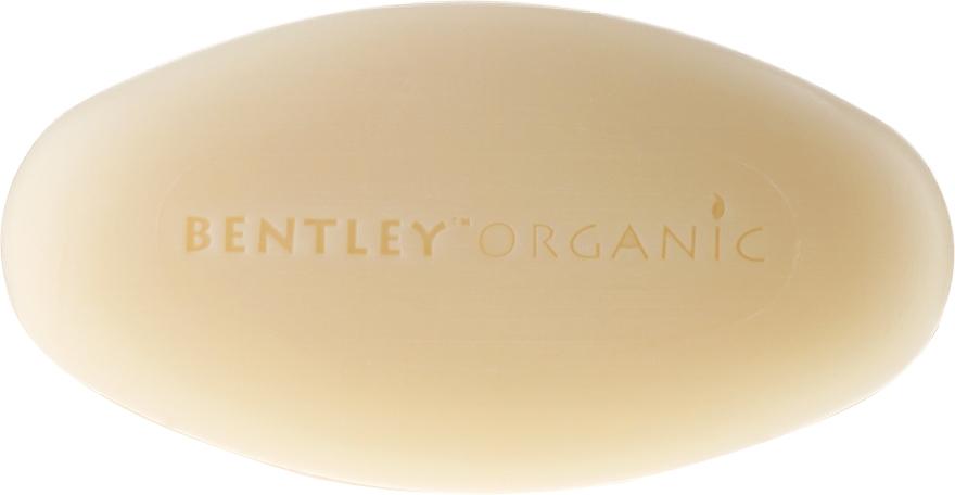 Głęboko oczyszczające mydło kosmetyczne Oliwki, drzewo herbaciane i eukaliptus - Bentley Organic Body Care Deep Cleansing Soap Bar — фото N2