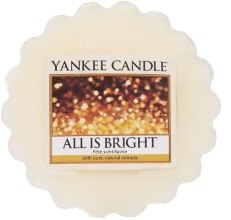 Kup Wosk zapachowy - Yankee Candle All is Bright Wax Melts
