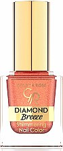 Kup Lakier do paznokci - Golden Rose Diamond Breeze Shimmering Nail Color