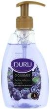 Kup Borówkowe mydło w płynie - Duru Gourmet Soap
