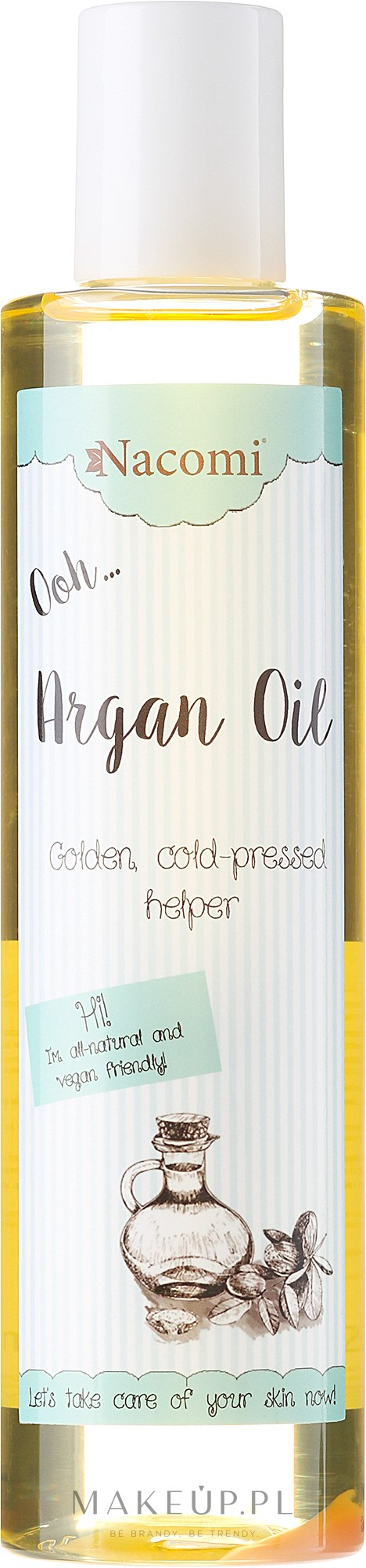 Olej arganowy - Nacomi — фото 250 ml