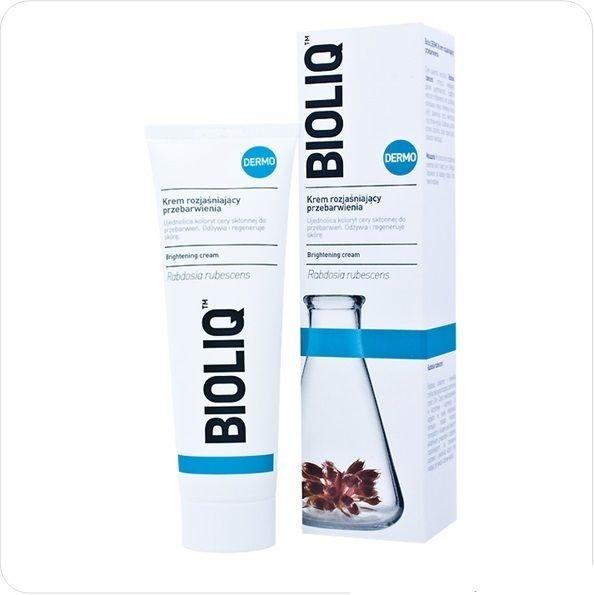Krem rozjaśniający przebarwienia - Bioliq Dermo Brightening Cream — фото N1