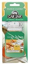 Kup Zapach do samochodu - Yankee Candle Car Jar Alfresco Afternoon