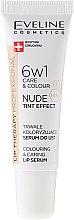 Kup Intensywne serum do ust nadające kolor 6 w 1 - Eveline Cosmetics Lip Therapy Proffesional Tint