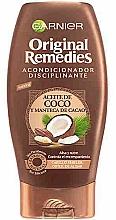 Kup Odżywka do włosów Masło kokosowe i kakaowe - Garnier Original Remedies Coconut Oil and Cocoa Butter Conditioner