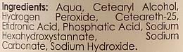 Woda utleniona w kremie 3% - Stapiz Professional Oxydant Emulsion 10 Vol. — фото N3