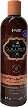 Kup Odżywka z olejem kokosowym do włosów kręconych - Hask Coconut Milk & Organic Honey Curl Care Conditioner
